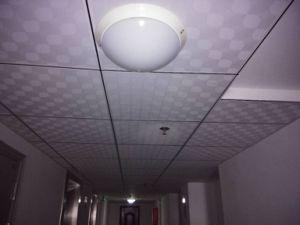 PVC Foil for Gyspum Tile Finishing/PVC Film for Gypsum Ceiling Tile Usage pictures & photos