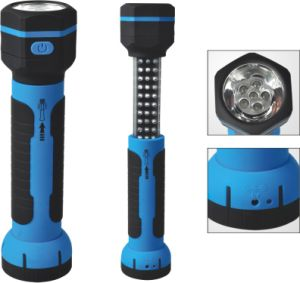 36 LED Work Light, Rechargeable LEDs Portable Magnetic Telescopic