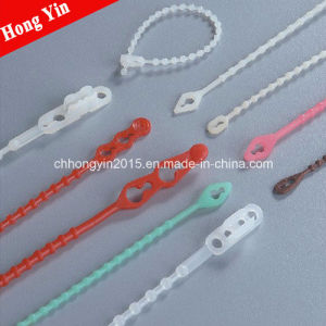 Reusable Nyon PA Knot Cable Ties Ball Types pictures & photos
