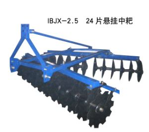 Disc Harrow for Tractor pictures & photos