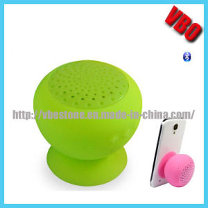 Suction Cup Style Bluetooth Speaker for Mobile Phones (BS-002) pictures & photos