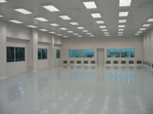 Class1000 Cleanroom Used in Many Industrial Filed