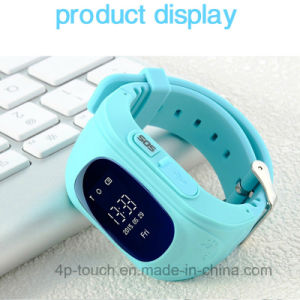 Kids GPS Watch with GPS+Lbs Dual Position (Y2) pictures & photos