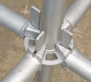 Ringlock System Scaffolding for Building Construction pictures & photos