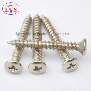 Oval Head Self Tapping Screw pictures & photos