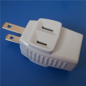 PC 2p Flat Pins Plug (Y116) pictures & photos