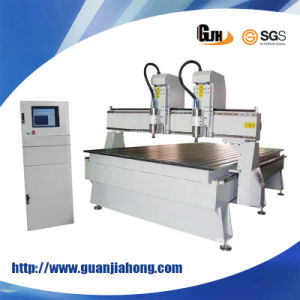 1500*3000 Wood Acrylic, EPS, ABS, PVC, Aluminum Engraving and Cutting Machine CNC Router pictures & photos