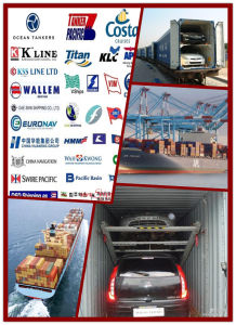 Professional Consolidate Shipping for Car Container Freight From Dalian to Worlawide pictures & photos
