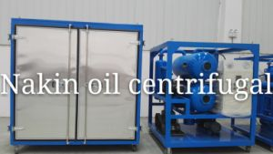 Vacuum Insulating Oil Centrifugal, Trailer Type Vacuum Oil Purification pictures & photos