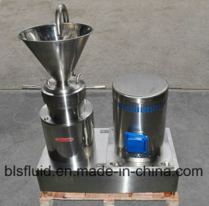 Peanut Butter Colloid Mill/Food Grinding Mill/Jmf Stainless Steel Fraction Type Colloid Grinder pictures & photos