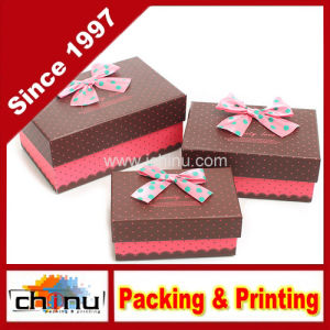 Paper Gift Box / Paper Packaging Box (12A8) pictures & photos