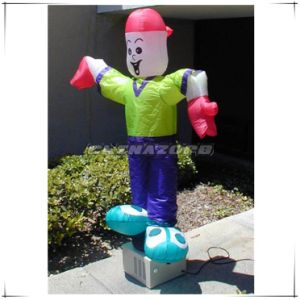 Funny Air Man Inflatable Sky Dancer for Advertising pictures & photos