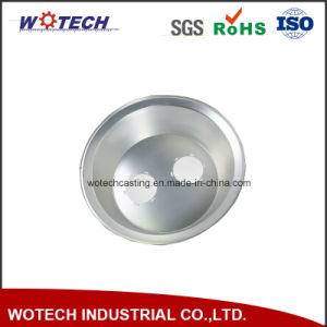 Wotech OEM ODM Metal Spinning for Lighting Industry pictures & photos