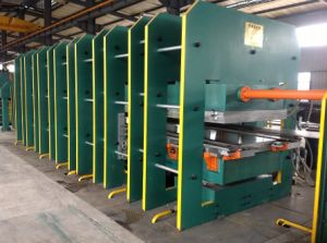 Rubber Conveyor Belt Production Line Vulcanizing Press pictures & photos