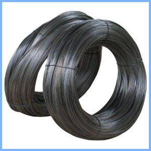 China Supplier Soft Tie Wire Black Annealed Iron Wire pictures & photos