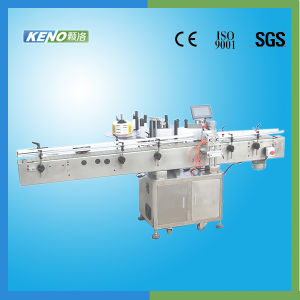 Keno-L103 Labeling Machine for Leather Label pictures & photos