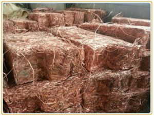 Copper Wire Scrap/Mill Berry Copper pictures & photos