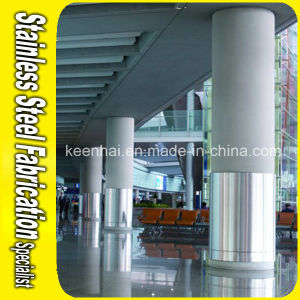 Decorative Stainless Steel Constructual Building Pillar Cladding pictures & photos