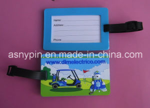 Custom Golf Club Bag Luggage Tag pictures & photos