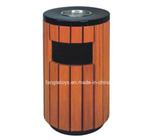 Park Bins, Trash Bin, Dustbin for Public Place, Outdoor Dustbins FT-Ptb010 pictures & photos