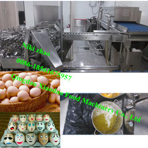 Egg Separator for Cookies Factory / Egg Breaking and Separating Machine pictures & photos