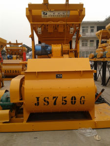 Hot - Compulsory Concrete Mixer (Js750) pictures & photos