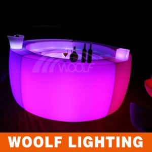 Light up Clubs Modern Luxury LED Bar Furniture pictures & photos