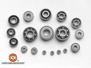 Motorcycle Parts 607 608 624 625 626 628 684 694 698 Deep Groove Ball Bearing pictures & photos