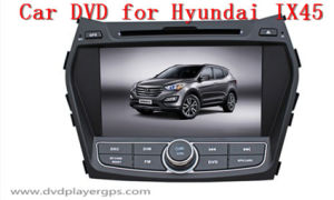 Special Car DVD Player with TV/Bt/RDS/IR/Aux/iPod/GPS for Hyundai IX45 pictures & photos