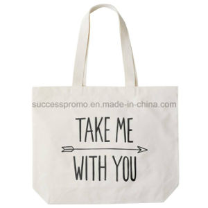 China Fashion Recycled 10oz Cotton Canvas Tote Bag pictures & photos
