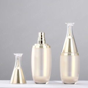 50ml, 100ml Fashion High Quality Plastic Acrylic Cosmetic Cream Lotion Pump Bottle pictures & photos
