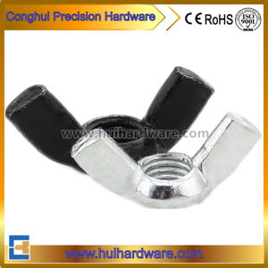 Carbon Steel Wing Nuts with Zinc Plated pictures & photos