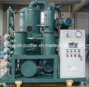 Fully Automatic Used Insulation Oil Refinery Machine pictures & photos
