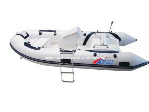 2012 New Rib Boat (RIB390)