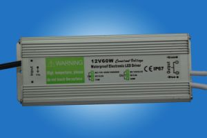 80W Waterproof Constant Voltage LED Driver with Pfc (GPE-WLD-80V) pictures & photos