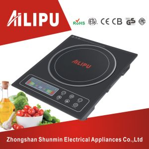 Light Touch Induction Cooker/Copper Coil Induction Stove pictures & photos