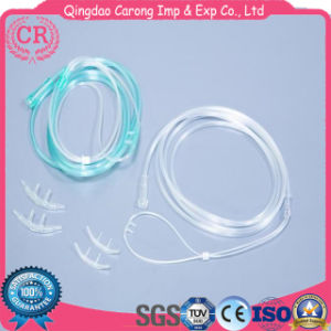 Sterile Disposable Nasal Oxygen Cannula with CE Approved pictures & photos