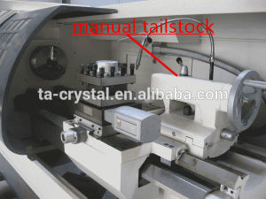 Mini Type CNC Precision Metal Bench Lathe Ck6432A pictures & photos