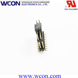 2.54mm Double Plastic Pin Connector Suppliers pictures & photos