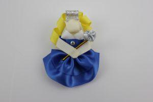 Princess Cinderalla Design Hair Clip