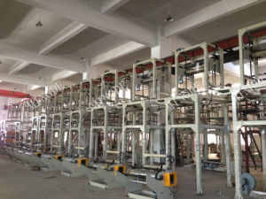 LDPE Film Blowing Machine with Rotary Die Head pictures & photos