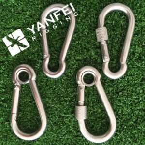 Stainless Steel AISI304/316 Spring Snap Hook pictures & photos