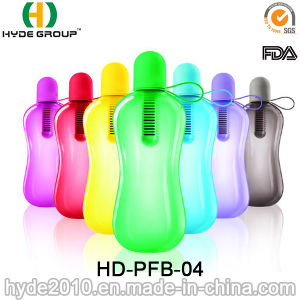 750ml Plastic Carbon Sports Bobble Filter Water Bottles pictures & photos