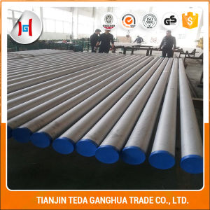 A312 TP304 Tp316L Seamless Stainless Steel Pipe Price Per Meter pictures & photos