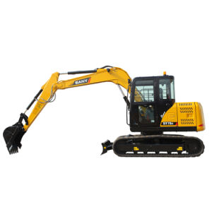 Sany Sy75 Digging Hydraulic Crawler Construction Machinery Small Excavator pictures & photos
