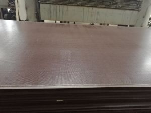 18mm Poplar/ Birch Core Anti-Slip/Wiremesh Film Faced Plywood for Concrete pictures & photos