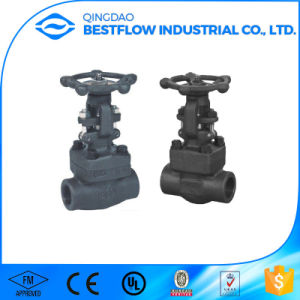 Threaded and Socket Welded Gate Valve pictures & photos