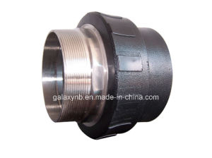 High Quality PE Pipe Fittings Insert Grs-Kj6 pictures & photos