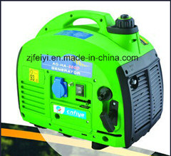 Fy-B0001 Professional 600W Manual Gasoline Generator pictures & photos