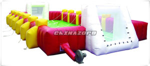 Good Partner for Soccer Games Inflatable Soccer Field pictures & photos
